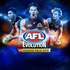 AFL EVOLUTION PLUS SEASON PACK 2018