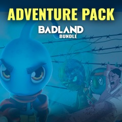 BadLand Publishing Adventure Pack