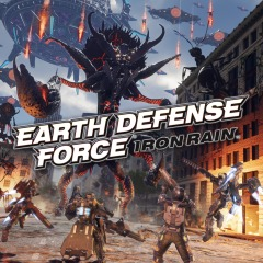 EARTH DEFENSE FORCE:IRON RAIN