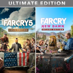 Far Cry New Dawn Ultimate Edition