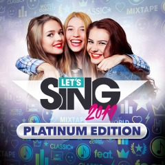 Let's Sing 2019 - Platinum Edition