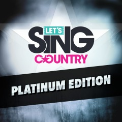 Let's Sing Country - Platinum Edition