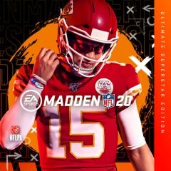 Madden NFL 20 Ultimate Superstar Edition