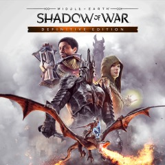 Middle-earth™: Shadow of War™ Definitive Edition