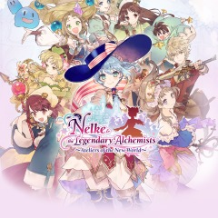 Nelke and the Legendary Alchemists ~Ateliers of the New World~