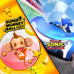 Team Sonic Racing and Super Monkey Ball: Banana Blitz HD
