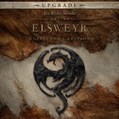 The Elder Scrolls Online: Elsweyr CE Upgrade (2019)