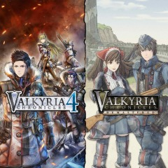 Valkyria Chronicles Remastered + Valkyria Chronicles 4 Bundle